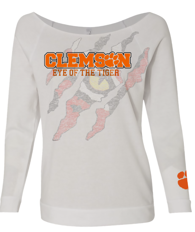 Eye of the Tiger Long-Sleeve (W)